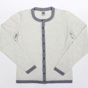 Dale of Norway Merino Wool Button Front Cardigan